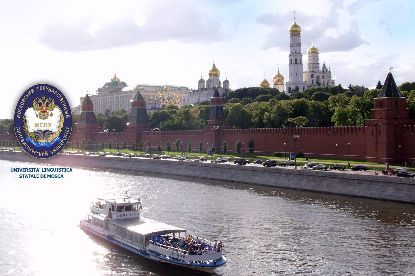 Ciocco Ragazzi vacanze estive studio Mosca